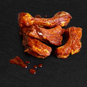 Costillas sabor BBQ (500g)