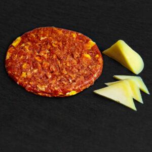 Hamburguesa de Zorza y Tetilla (2 uds)